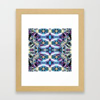 Mix #609 Framed Art Print
