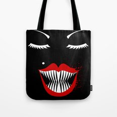 MANEATER. Tote Bag