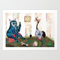 Special Room IX Art Print