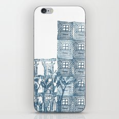 Street art iPhone & iPod Skin