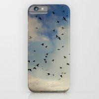 Harvest birds iPhone 6 Slim Case