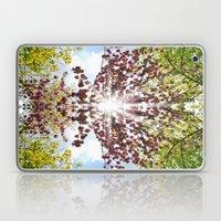 Abstract Blossom  Laptop & iPad Skin