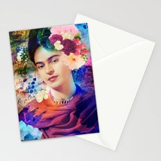 The Paradise of Frida Stationery Cards