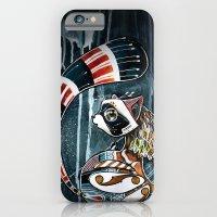 Racoon iPhone 6 Slim Case