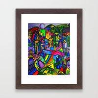 Dreamscapes Framed Art Print