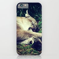 iPhone & iPod Case featuring Sleeping Beauty by Karol Livote
