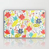 Wildflower Laptop & iPad Skin