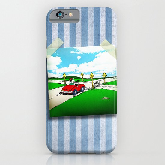 You Can't Get There from Here . . . iPhone & iPod Case