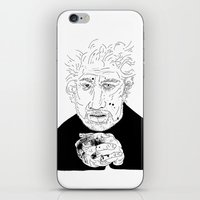 Michael Ondaatje iPhone & iPod Skin