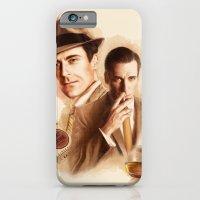 MAD MEN DON DRAPER iPhone 6 Slim Case