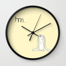 Hm... Wall Clock