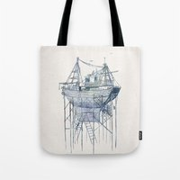 Dry Dock II Tote Bag