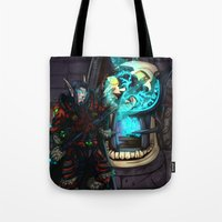 At the Forge Tote Bag