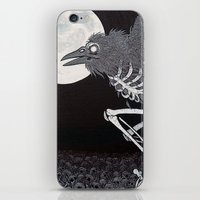 Angel Of Death iPhone & iPod Skin