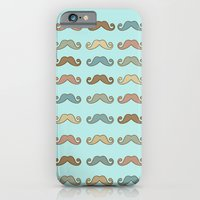 Mustache! iPhone & iPod Case