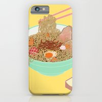 iPhone Cases featuring Ramen! by Edge