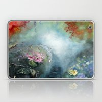 Spring Paradise Painting Laptop & iPad Skin