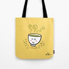 Genmaicha Tea Tote Bag