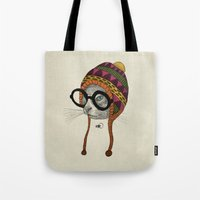 Foolishness Is In The Ey… Tote Bag