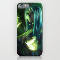 iPhone & iPod Case featuring Queen Chrysalis by Sanjin Halimic
