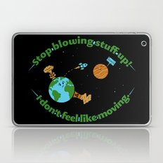 Stop It Laptop & iPad Skin