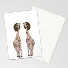 Star Giraffe Stationery Cards