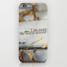 inspired by the world iPhone 6 Slim Case
