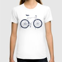bike T-shirts featuring BIKE by TMSYO