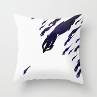 Mass Effect 3 (w/quote) Throw Pillow