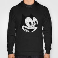Felix The Cat 2 Hoody