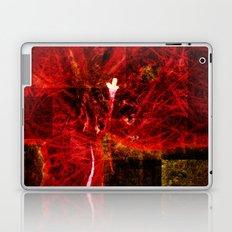 Astral flower Laptop & iPad Skin