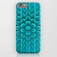 iPhone Cases featuring Spiked Skin Snake. by Emiliano Morciano (Ateyo)