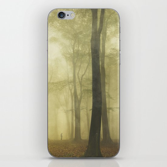 soliloquy iPhone & iPod Skin