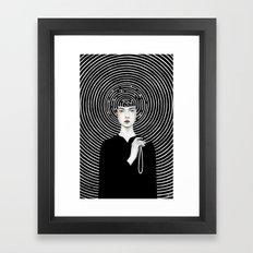Eudoxia Framed Art Print
