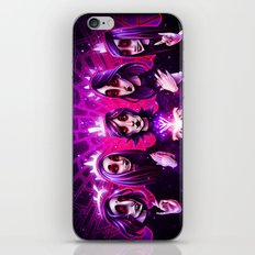 Dark Priests iPhone & iPod Skin