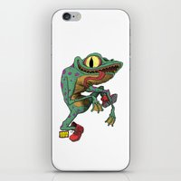 Perequeca iPhone & iPod Skin