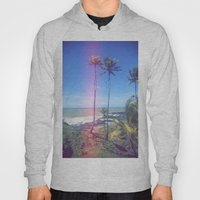 Fragmented Palm Hoody