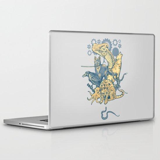 Shadow Moses Laptop & iPad Skin