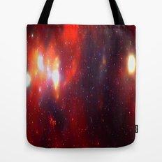 Falling Stars Tote Bag