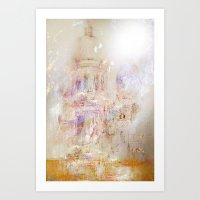 Sfumato Veneziano Art Print