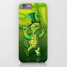 Saint Patrick's Day Green Turtle Slim Case iPhone 6s