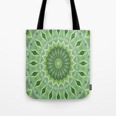 Green Beauty Tote Bag