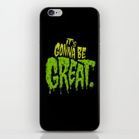 It's Gonna Be Great... iPhone & iPod Skin