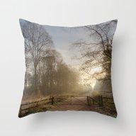 Spruce Ride Throw Pillow