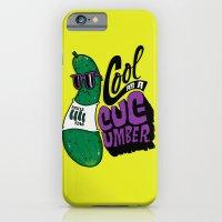 Cool As A Cucumber iPhone 6 Slim Case