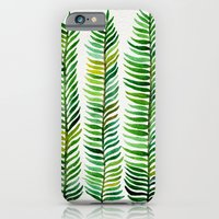 iPhone Cases featuring Seaweed by Cat Coquillette