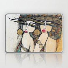 LES DEMOISELLES Laptop & iPad Skin