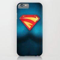 SUPERGIRL SUIT iPhone 6 Slim Case