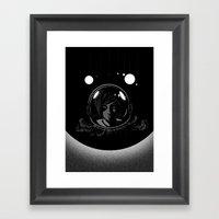 Astro Framed Art Print