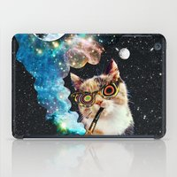 High Cat iPad Case